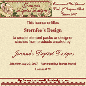 CU4CU License Joanne´s Digital Designs