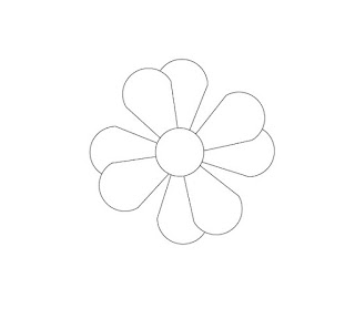 Cara Membuat kelopak Bunga di Adobe Illustrator