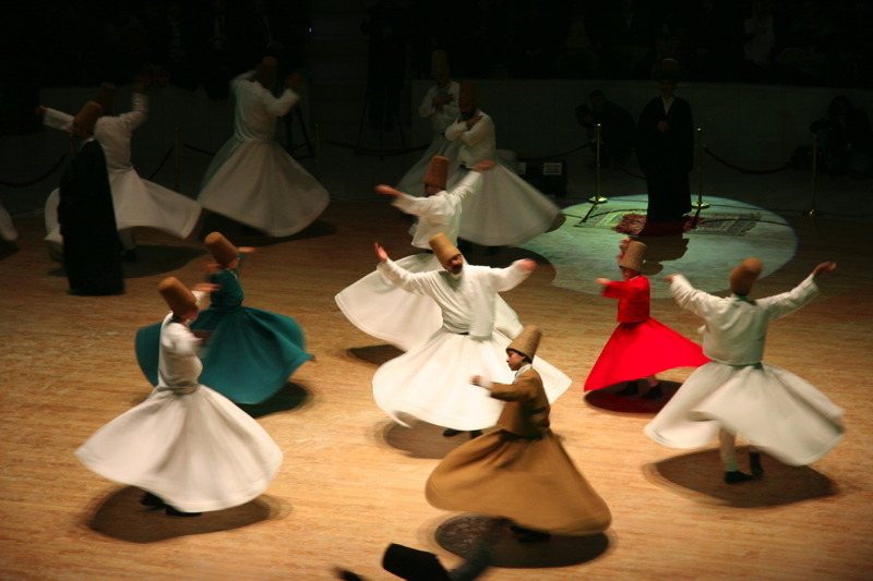 Entertainment Tour: Dervish Show