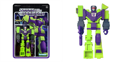 Transformers Generation 1 Devastator ReAction Retro Action Figure by Super7