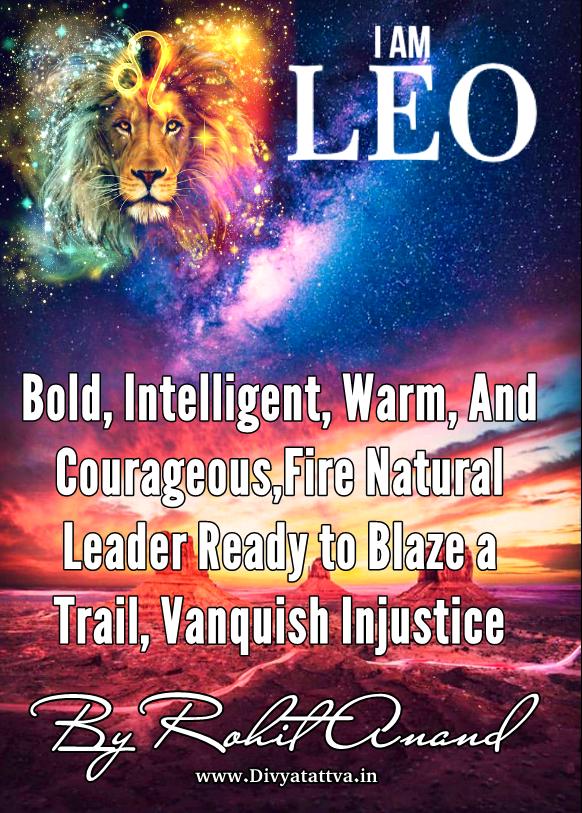 Leo Rashi, Zodiac facts, Leo personality, सिंह राशि astrology online