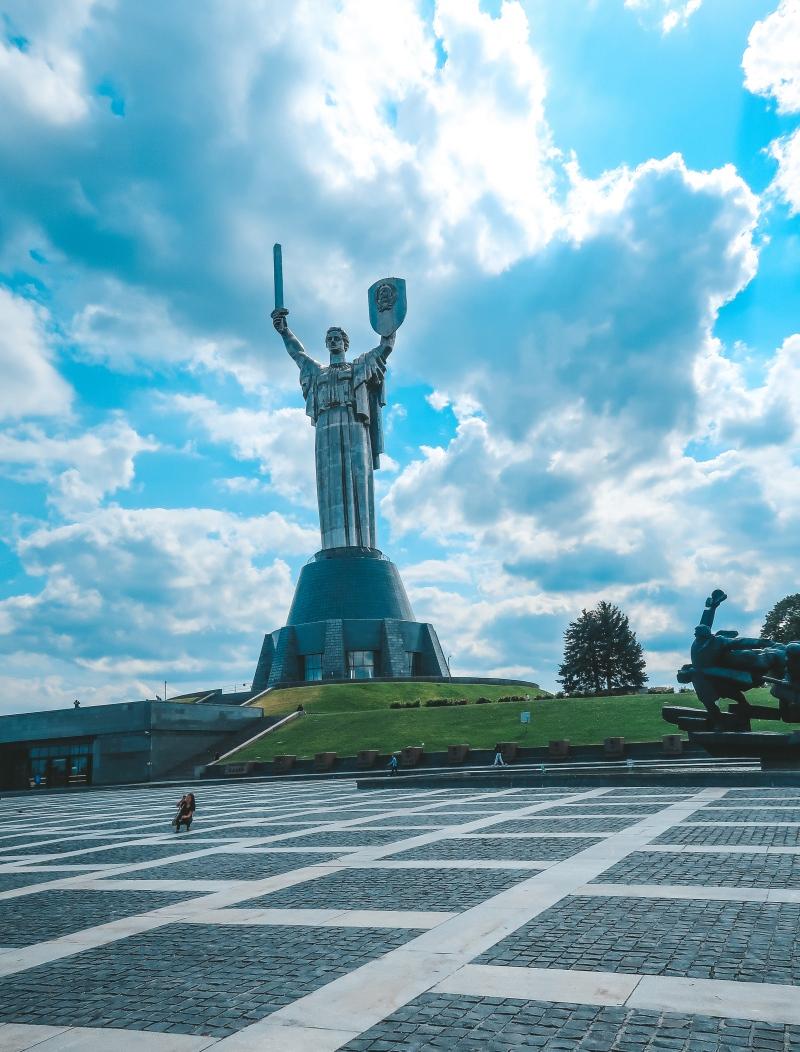 Matka Ojczyzna Kijów