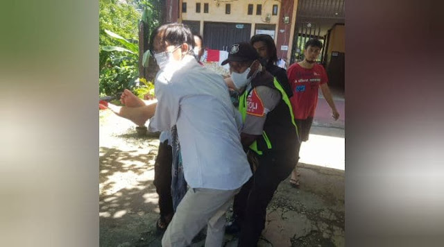 Polisi Tangani Kasus Percobaan Bunuh Diri Seorang Karyawan Pertamina Jayapura