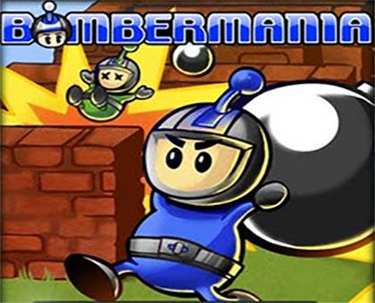 تحميل لعبة الاطفال الخفيفة بومبر مان Bombermania ثلاثية الابعاد مجانا