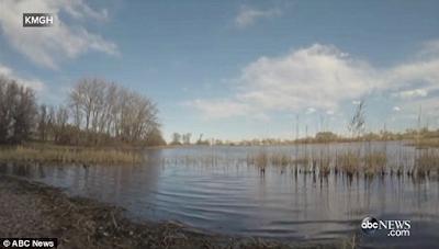 Tasik Teller : Kolam Ikan Emas Terbesar Di Dunia