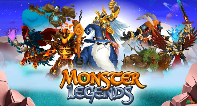 Download Monster Legends v4.5.2 Mod Apk Terbaru (Unlimited Money)