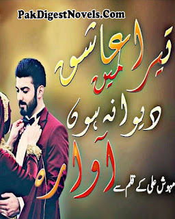 Tera Aashiq Mein Deewani Hun Awara Novel By Mehwish Ali