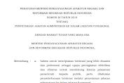 Batas Waktu :Pengajuan Penyetaraan Jabatan Administrasi ke Fungsional Hingga 30 Juni