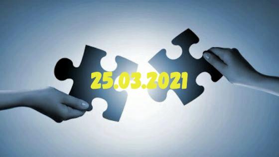 Нумерология и энергетика дня: что сулит удачу 25 марта 2021 года