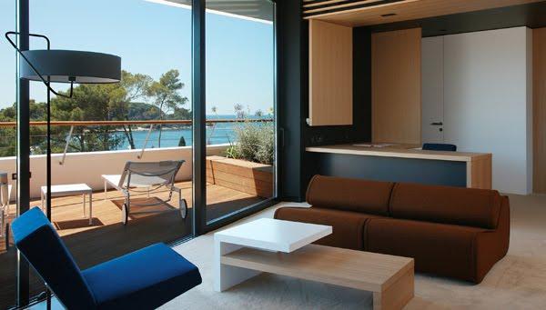 Hotel news erstes design hotel in kroatien for Designhotel kroatien