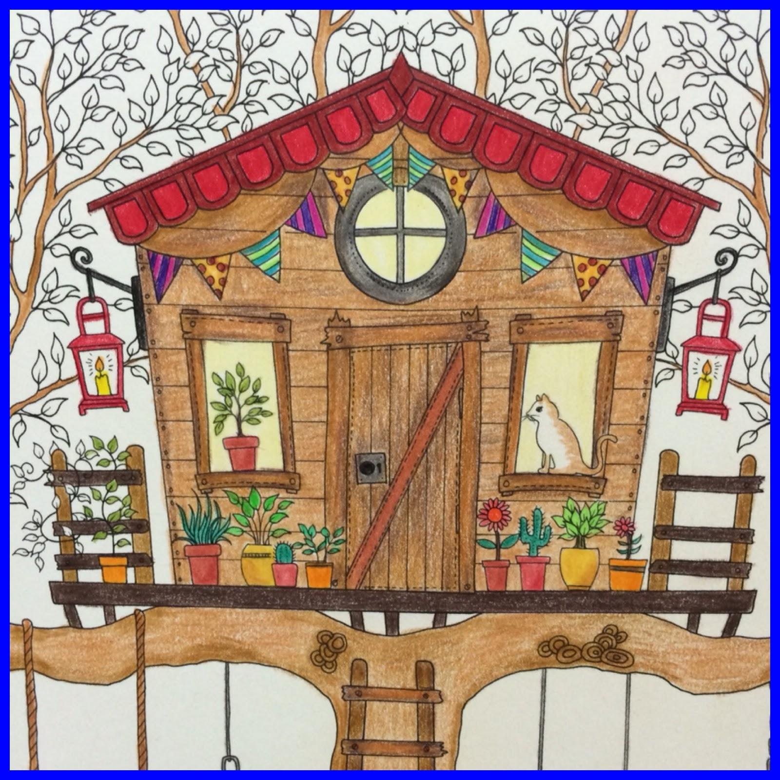 Eat what, Eat where?: Secret Garden #2 - Tree House