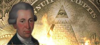 Adam Weishaupt illuminati founder
