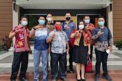 PUPR Landak Dampingi Komisi C DPRD Kunker Ke Dinas PUPR Provinsi Kalimantan Barat