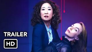 Killing Eve Segunda Temporada -  Final Trailer (HD)