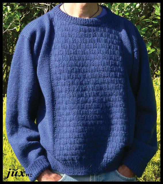 The Nirvana Sweater