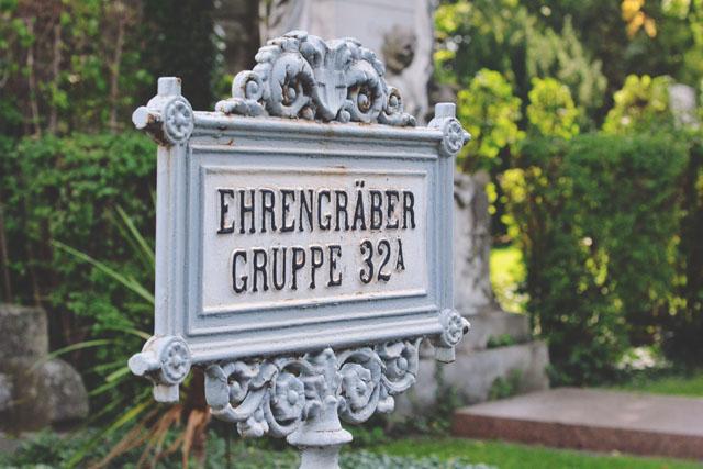 Ehrengraber Zentralfriedhof