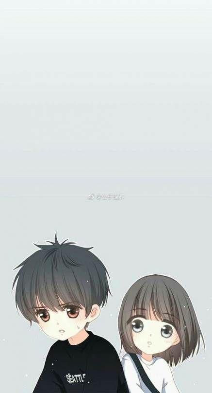 hình nền điện thoại anime chibi