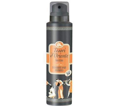 Tesori D'Oriente Deodorant spray Floare Lotus, 150 ml
