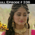 Ashoka Samrat Monday 22nd July 2019 On Joy prime