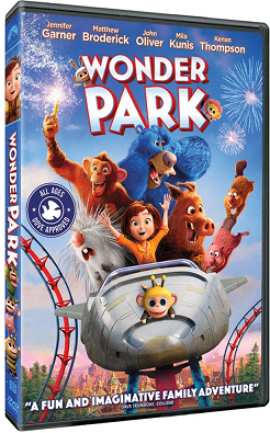 Wonder Park  [2019] [DVD R1] [Latino]