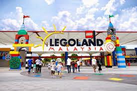 Wahana Seru Legoland Johar Baru