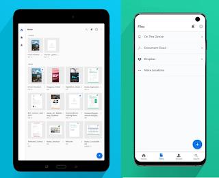 fungsi aplikasi adobe reader
