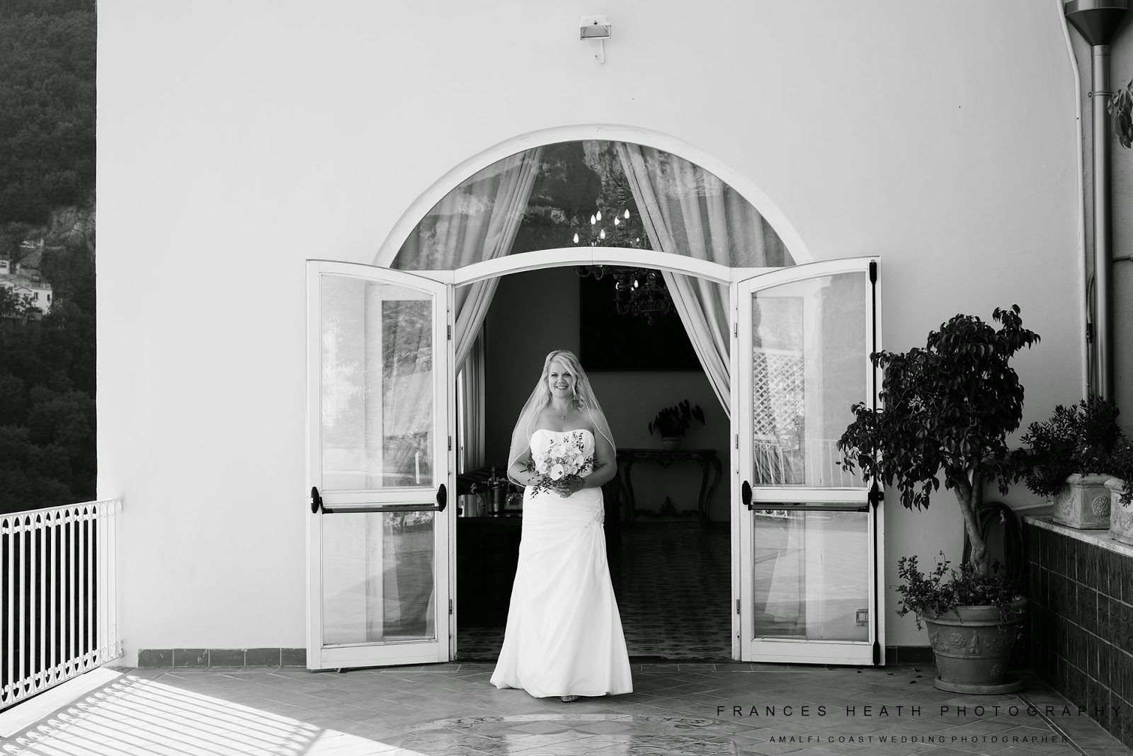 Wedding Positano town hall