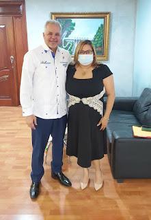 11 obras más para Azua tras gestión de la gobernadora Grey Pérez Díaz