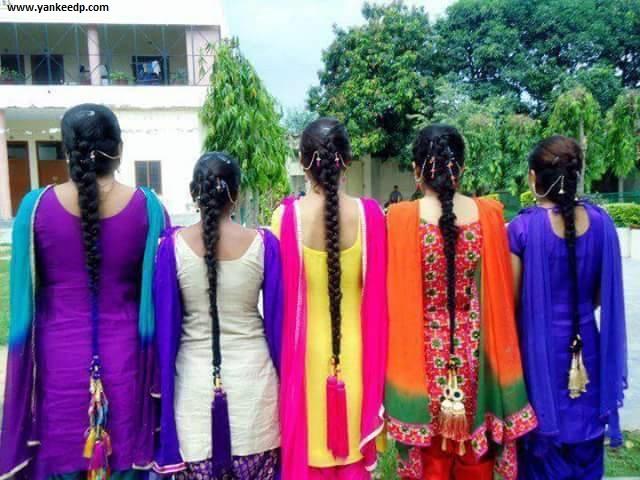 Punjabi Suit Girl Hd Photo