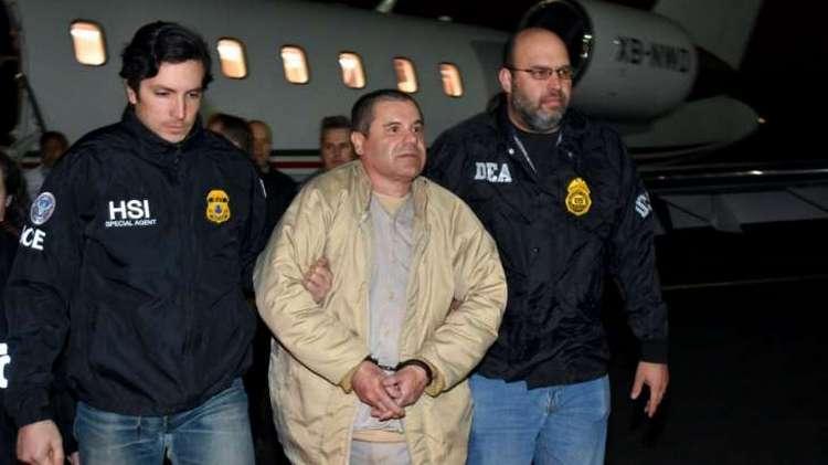 Así es la vida en un dia normal de Joaquín Guzmán Loera en la prisión de EU a casi 3 meses de extradición