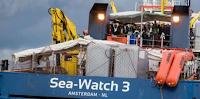 Le ton était monté entre l'Italie et la France après l'arrestation de la capitaine du navire humanitaire.