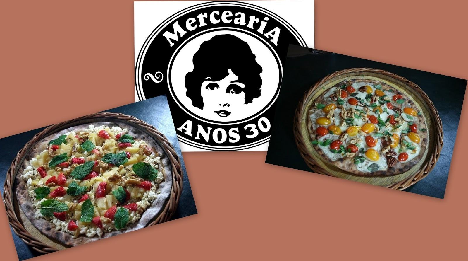 Marian Guimaraes Emblog Pizzas Light Na Mercearia Anos 30