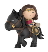 Dorbz Ridez: DC - Wonder Woman on Horse