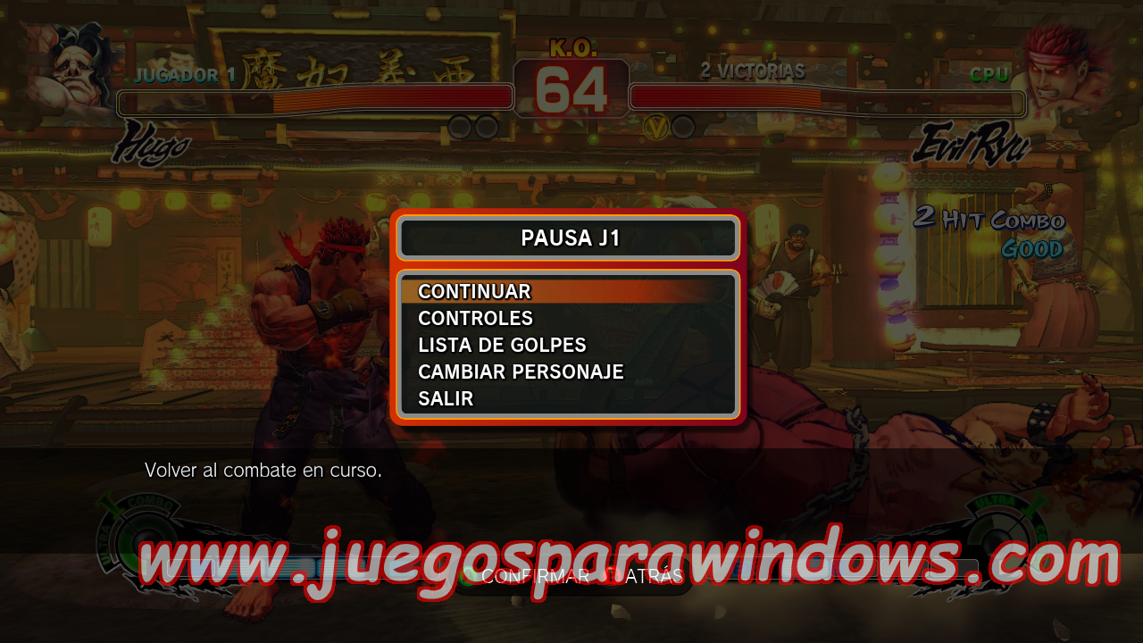 Ultra Street Fighter IV XBOX 360 ESPAÑOL (Region FREE) (WG) 25