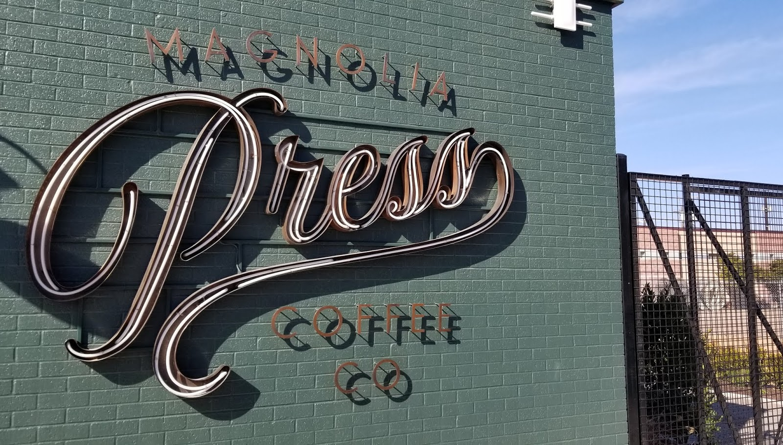 Magnolia Press Coffee Co