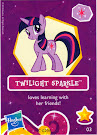 MLP Wave 6 Twilight Sparkle Blind Bag Card