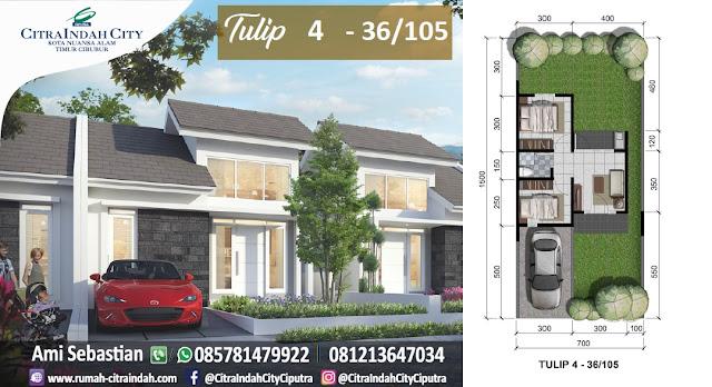 Tulip 4, 36/105 Citra Indah City