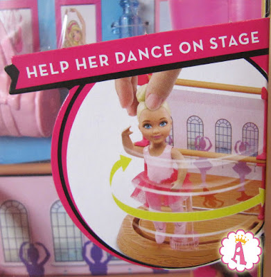 Barbie Ballet Instructor, набор с куклами барби 2017 года