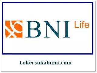 Lowongan Kerj BNI Life Sukabumi Terbaru