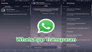 GB WA Mod - Aplikasi Ganti Tema Whatsapp