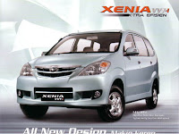 Perbedaan Xenia Mi, Xi dan Li
