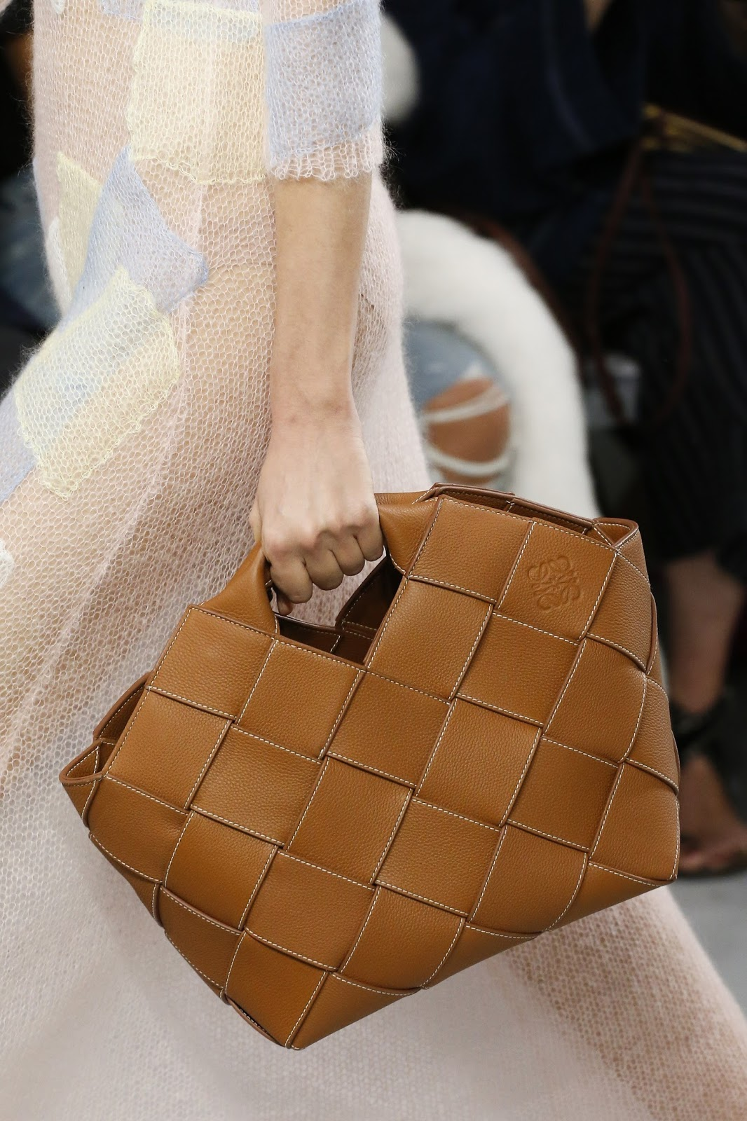 BagAddicts Anonymous: #PFW: Loewe's Spring/Summer 18 Bags ...