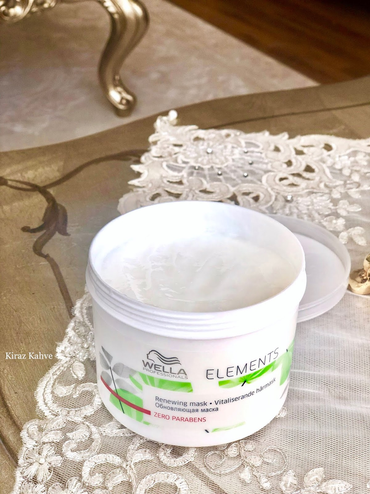wella elements maske