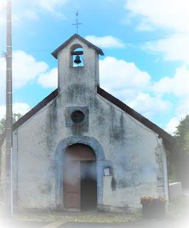 Chapelle Saint Antoine de Charézier