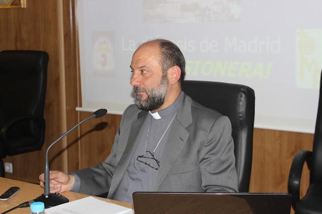 D. José María Calderón, Delegado de Misones