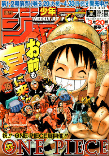 One Piece - Shonen Jump