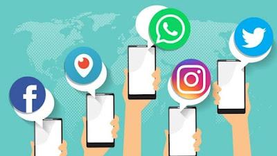 Redes sociales origen facebook