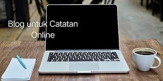 Belajar melalui Blog Catatan Online