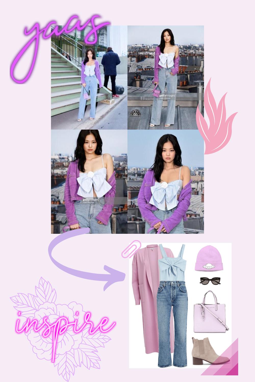 spring outfit ideas south korea