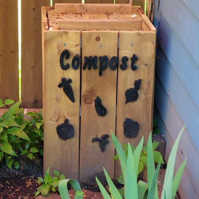 compost bin DIY